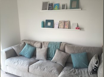 Double bedroom available in nuovo brand new apartments.