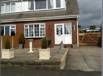 EasyRoommate UK - fulwood nice clean and poss - Fulwood, Preston - £300 pcm
