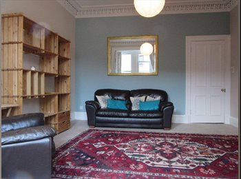 EasyRoommate UK - Spare double room in spacious two bed flat. - Ninewells, Dundee - £325 pcm