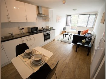 EasyRoommate UK - 1 bedroom apartment All Bills Included near city centre and Liverpool University - Edge Hill, Liverpool - £660 pcm