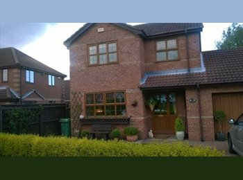 EasyRoommate UK - Double Room To Rent In Detached property in Waltham, Lincolnshire - Waltham, Grimsby - £320 pcm