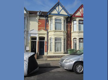 EasyRoommate UK - Large Single Room to Rent in Shared House  - Fratton, Portsmouth - £347 pcm