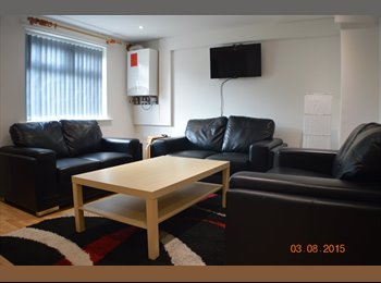 EasyRoommate UK - **HOUSE SHARE ** AVAILABLE NOW ALL INCLUSIVE - Woodhouse, Leeds - £347 pcm