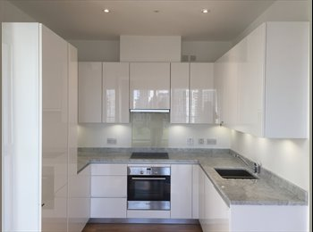 EasyRoommate UK - A Fantastic 3 Bed and 2 Bath Luxury Flat in a Great Location - Stratford, London - £950 pcm