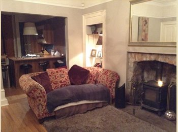 EasyRoommate UK - Double room to rent in West End/Central House - Aberdeen, Aberdeen - £500 pcm