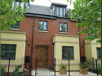 EasyRoommate UK - Furnished double bedroom  with private bathroom  - Wilford, Nottingham - £450 pcm