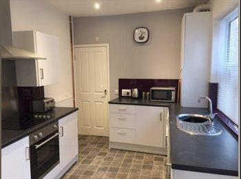 EasyRoommate UK - Fully refurbished 5 double bedrooms - Stoke-on-Trent, Stoke-on-Trent - £335 pcm