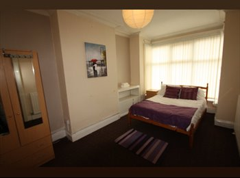 EasyRoommate UK - Sneak Prevew! Super Rooms Selly Park - Selly Oak, Birmingham - £400 pcm