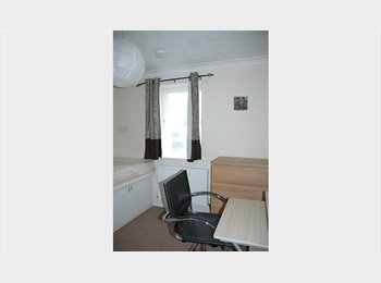 EasyRoommate UK - Beautiful light double en-suite room - Shirley, Southampton - £520 pcm