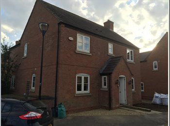 EasyRoommate UK - Exceptional house /share - room with ensuite  - Monkston, Milton Keynes - £600 pcm