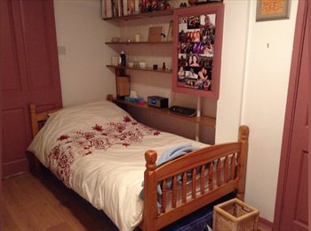 EasyRoommate UK - Quiet & comfortable single room with ensuite shower room - Tunbridge Wells, Tunbridge Wells - £450 pcm