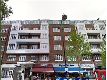 A large double room with its PRIVATE BALCONY on Old...