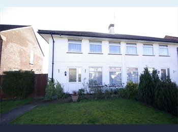 EasyRoommate UK - Welcome to home away from home - Bushey, Watford - £600 pcm