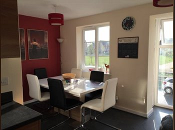 EasyRoommate UK - Double Room with Private Bathroom & Private Lounge - Hampton, Peterborough - £525 pcm