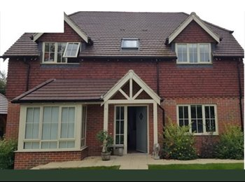 EasyRoommate UK - A beautiful detached house - double room available to rent - Kennington, Ashford - £500 pcm