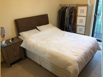 EasyRoommate UK - large double room  - Royston, Glasgow - £350 pcm