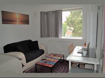 EasyRoommate UK - Double Room Sunny aspect quite flat - Cheltenham, Cheltenham - £430 pcm