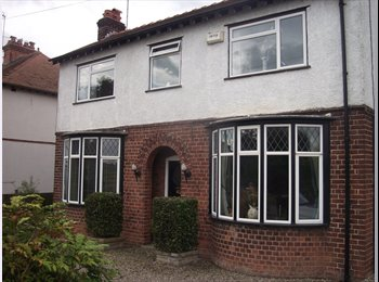 EasyRoommate UK - Lovely House Share With Ample Space - Saughall, Chester - £400 pcm