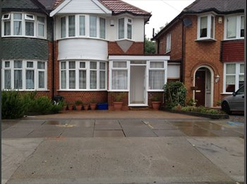 Nice house in Selly Oak with warm atmosphere and safe...