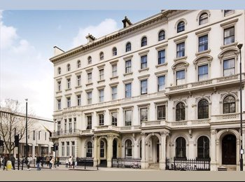 A generously sized studio apartment in the splendid area of...