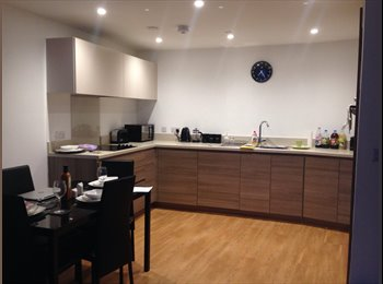 EasyRoommate UK - *brand new* double room in 2bed apartment - Woolston, Southampton - £550 pcm