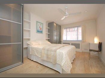 EasyRoommate UK - Smart houseshare near park in Hammersmith - Hammersmith, London - £895 pcm