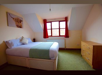 Double En-suite Room Available £525pcm All Bills