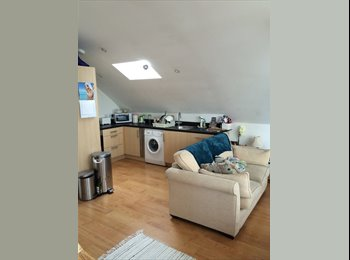 EasyRoommate UK - Double room available in sea view flat  - Eastbourne, Eastbourne - £400 pcm