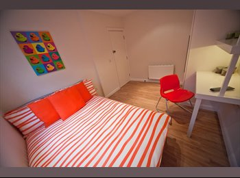 EasyRoommate UK - 1 double bedroom, £84 per week all bills included (including TV and wifi) - Preston, Preston - £350 pcm
