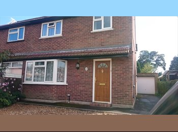 EasyRoommate UK - Young friendly christian family home - room to rent - Ascot, Ascot - £600 pcm