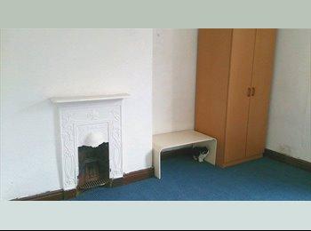 EasyRoommate UK - 1 single room with bed; shared bathroom and kitchen. - Huddersfield, Kirklees - £320 pcm