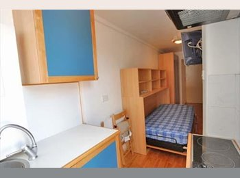 Earl's Court - Cosy Bedsit with Own Kitchenette
