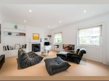 Stunning flat in Primrose Hill. Double bedroom available...