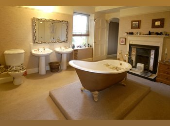 EasyRoommate UK - exclusive luxury rooms available in Shifnal Manor from 100 pw - Stretton, Stafford - £400 pcm