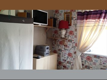 EasyRoommate UK - FRIENDLY DOUBLE  ROOM TO RENT  - Strouden Park, Bournemouth - £520 pcm