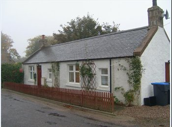 Double room in cottage