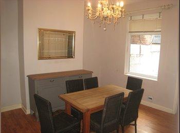 EasyRoommate UK - Superb spacious 4 bed furnished shared house - Nottingham, Nottingham - £375 pcm