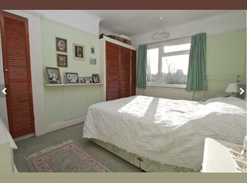 EasyRoommate UK - Double Room South Harrow Ready to move in. Close to station and bus stops - Harrow, London - £580 pcm