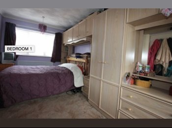 EasyRoommate UK - Ideal for Manor Royal, Gatwick, Town & 10 Bus - Langley Green, Crawley - £500 pcm