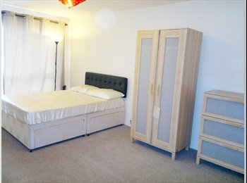 EasyRoommate UK - INCLUDE All Bills £59 per week DOUBLE BED -STUDENT - Heaton, Newcastle upon Tyne - £59 pcm