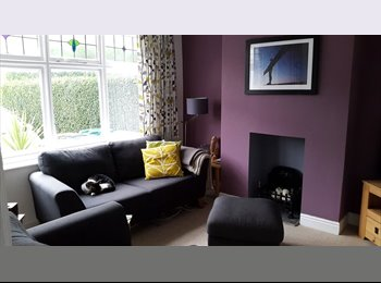 EasyRoommate UK - Large double room in beautiful furnished house - Didsbury, Manchester - £450 pcm