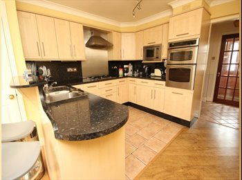 Newly refurnished house - Close to stations for London...