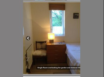 EasyRoommate UK - Single room for any 5 nights of week - Headington, Oxford - £100 pcm