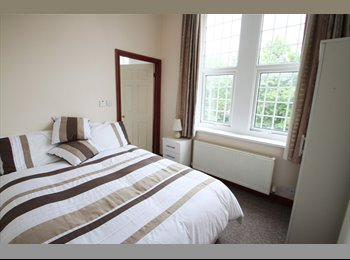 EasyRoommate UK - All Inclusive Ensuite Room Professional Houseshare  - Heaton, Newcastle upon Tyne - £475 pcm
