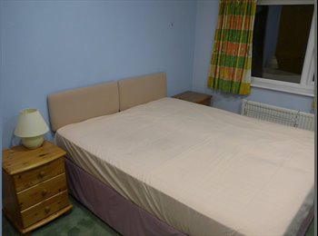Furnished  BedRoom in Family House