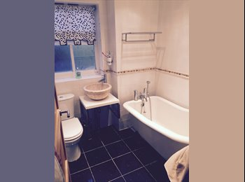 EasyRoommate UK - 1 single/small double furnished room with own bathroom - Harold Wood, London - £650 pcm