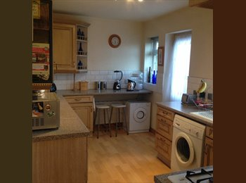 EasyRoommate UK - A double bed in a three bed semi-detached female house share - Wollaton, Nottingham - £350 pcm