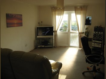 EasyRoommate UK - Lovely Double Room in house with gardens nr town - Newton Abbot, Newton Abbot - £407 pcm