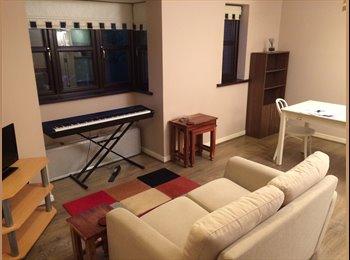 EasyRoommate UK - Single room in lovely Dartford flat - Dartford, London - £400 pcm