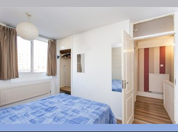 E1 London calm /quite flatshare Zone 1/2 - 5 mins station